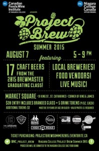 Project Brew Poster